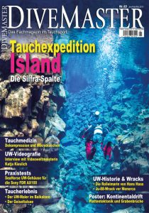 Divemaster issue 83 frontpage
