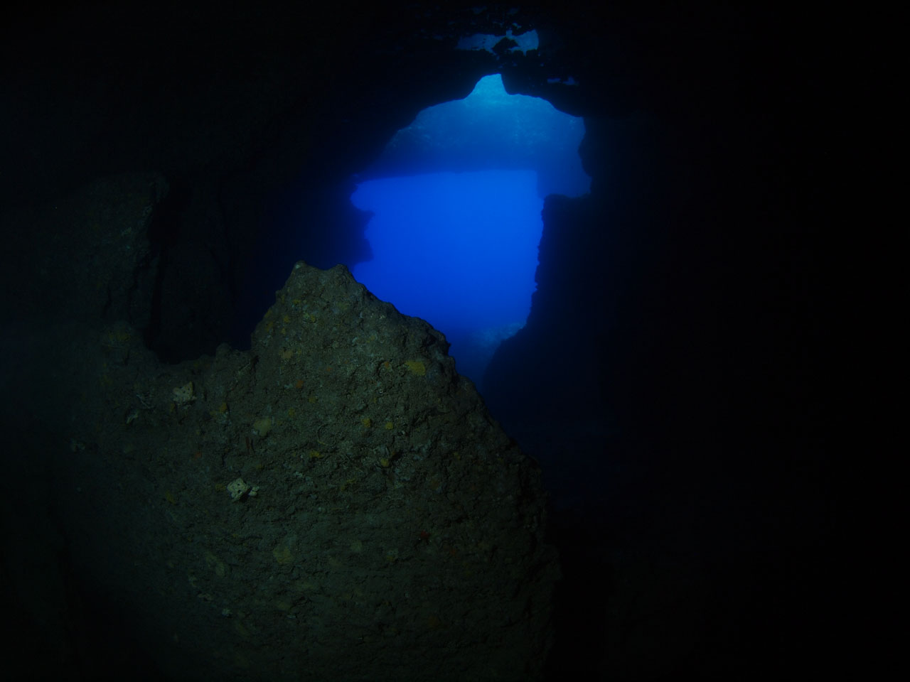 Coral Cave