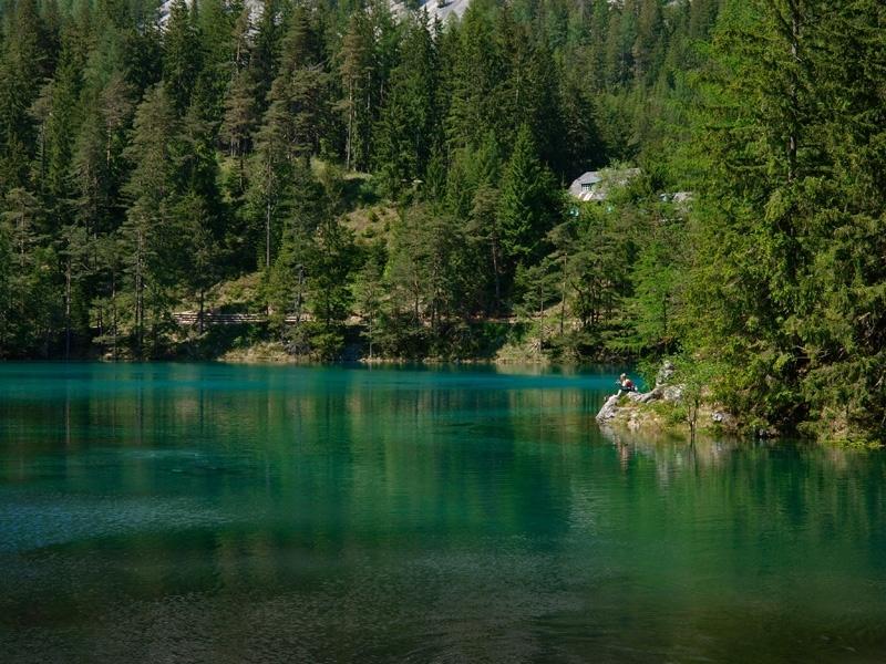lake Grüner See
