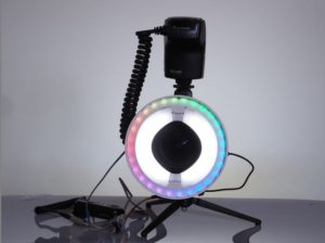 LED Ring for Nissin MF18 ring strobe